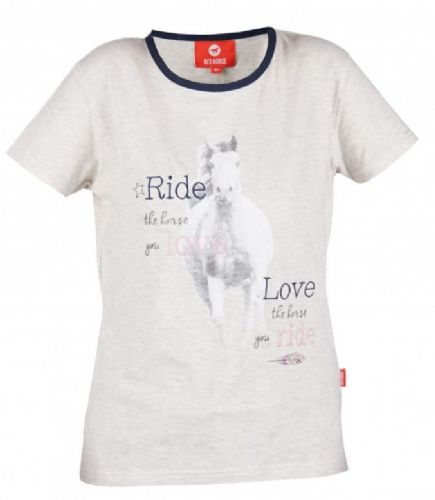 Red Horse Diva T-Shirt